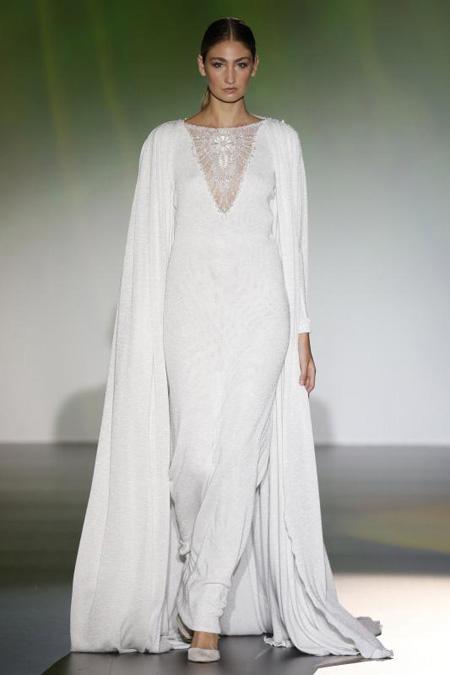 Avant Garde Wedding Dress 38 Cute Isabel Zapardiez us Bridal