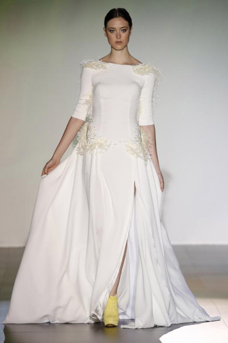 Isabel Zapardiez's Bridal 2016 collection