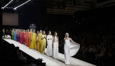 More than 50,000 visitors attended the 62nd edition of Mercedes-Benz Fashion Week Madrid