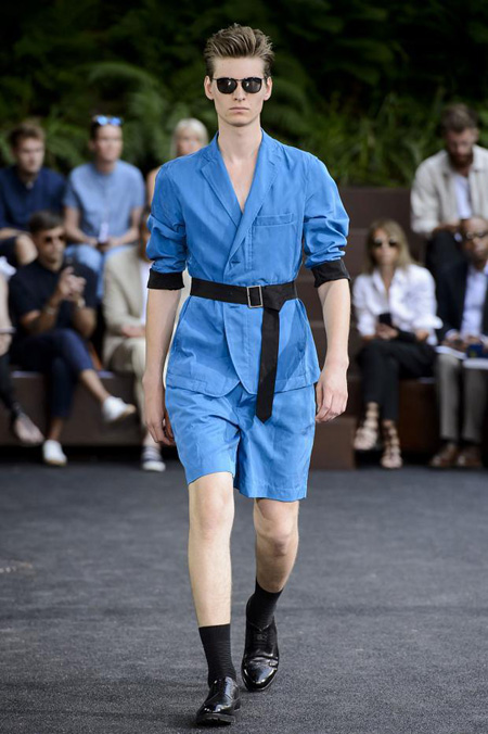 Issey Miyake Men: Spring Summer 2016 Collection