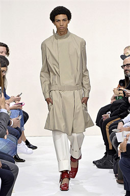 Menswear: J.W.Anderson Spring-Summer 2016 collection