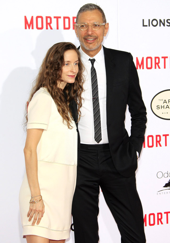 Celebrities' style: Jeff Goldblum