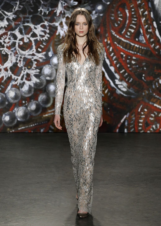 Womenswear: Jenny Packham for Fall-Winter 2015/2016