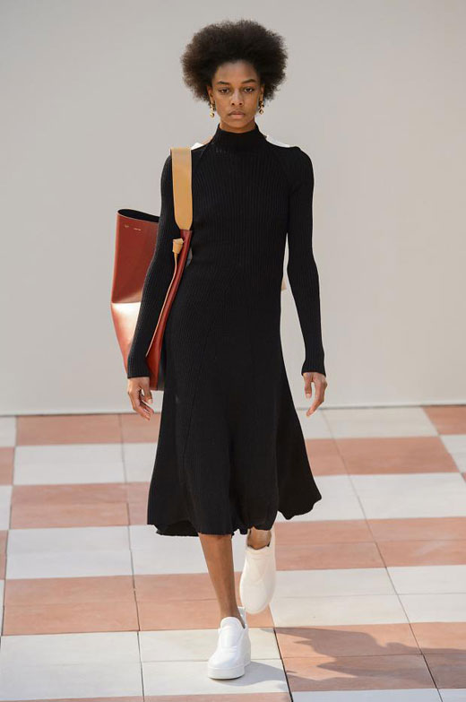 Fall/Winter 2015-2016 trends: Jersey dress
