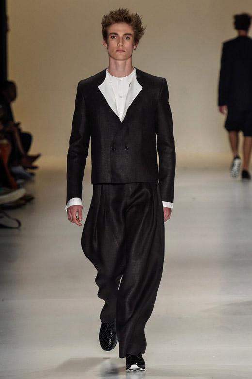 Men's fashion: João Pimenta Spring-Summer 2016 collection