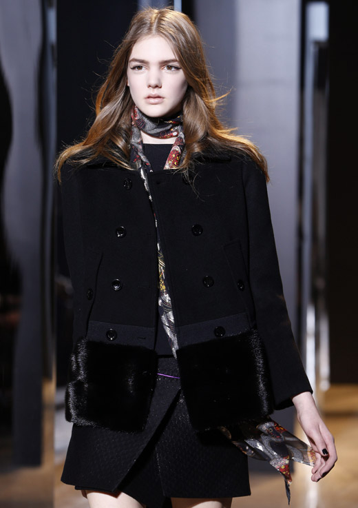 John Galliano Fall-Winter 2015/2016 womenswear collection