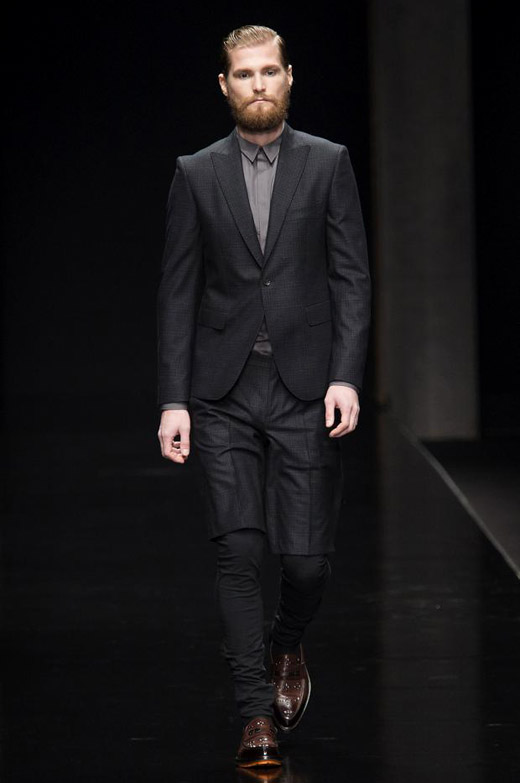 John Richmond Menswear for Fall-Winter 2015/2016