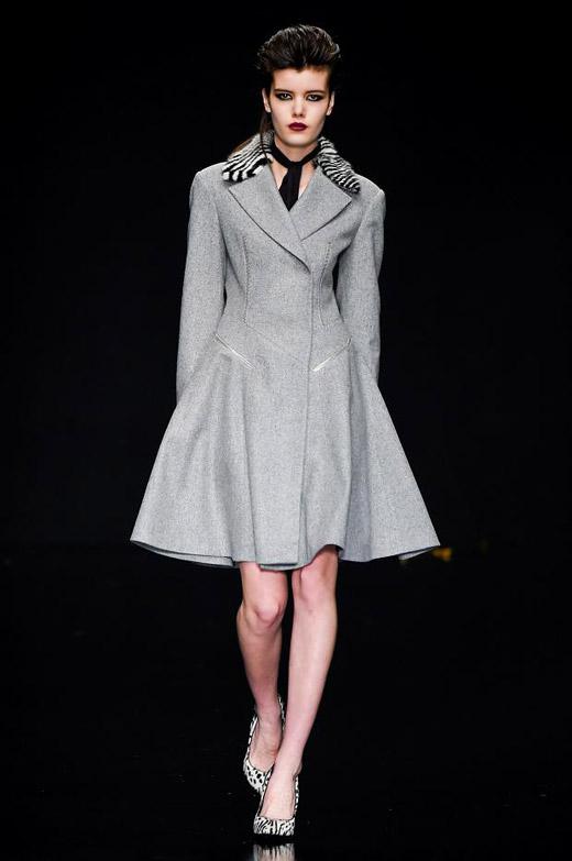 John Richmond Womenswear for Fall-Winter 2015/2016