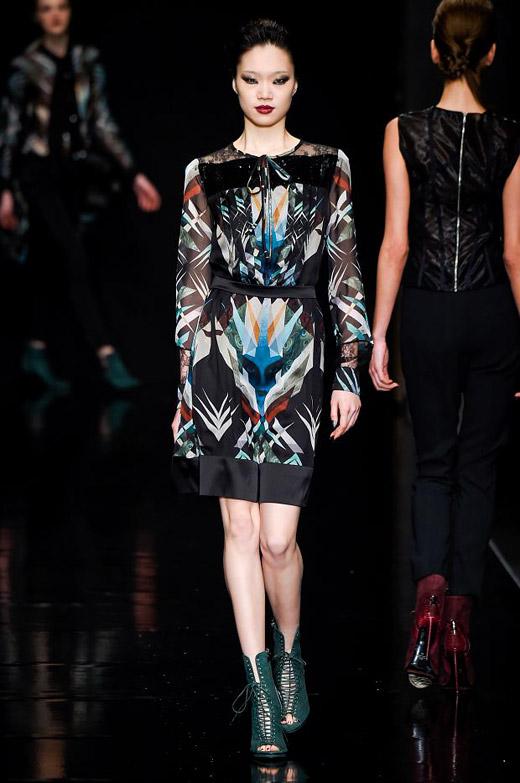 Колекция дамска мода за сезон Есен-Зима 2015/2016 от John Richmond