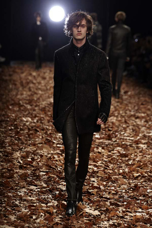 Men's fashion: John Varvatos Fall-Winter 2015/2016 collection