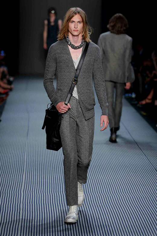 John Varvatos Spring-Summer 2016 at NYFW: Men's