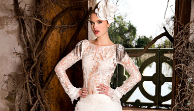 'Euphoria' - Jordi Dalmau 2016 Bridal collection