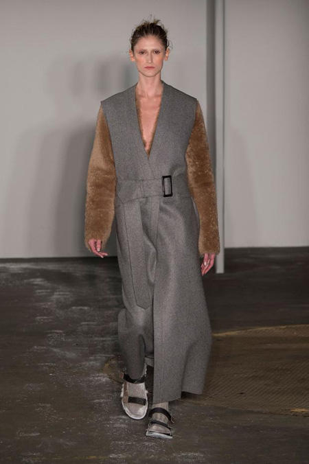 Joseph Fall/Winter 2015 collection - wild woman