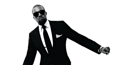 Kanye West is Most Stylish Man of 2015 according to GQ