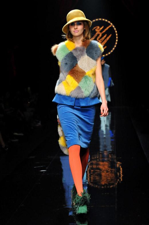 Японска мода: Колекция Keita Maruyama Есен-Зима 2015/2016