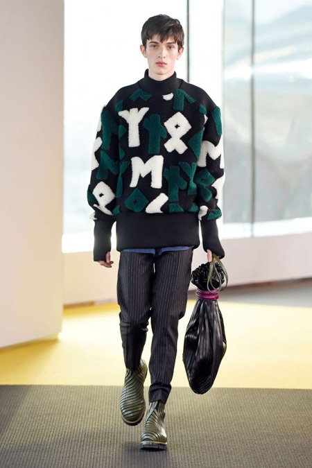 Kenzo Fall/Winter 2015 Menswear collection