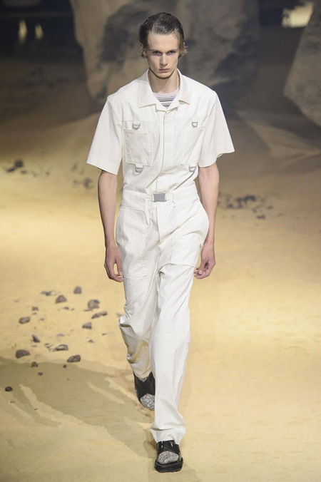Kenzo Spring/Summer 2016 menswear collection