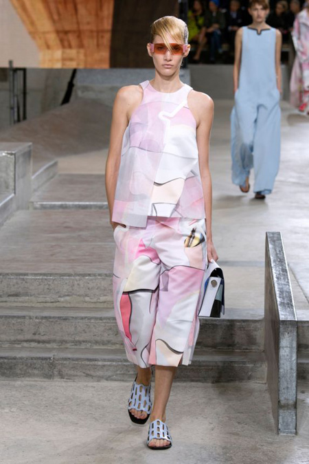 Kenzo Spring/Summer 2015 collection