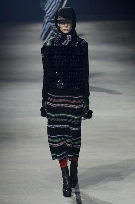 Kenzo Fall/Winter 2015 womenswear collection