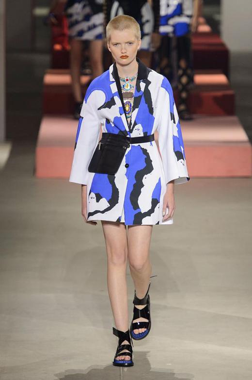 Kenzo Spring/Summer 2016 womenswear collection