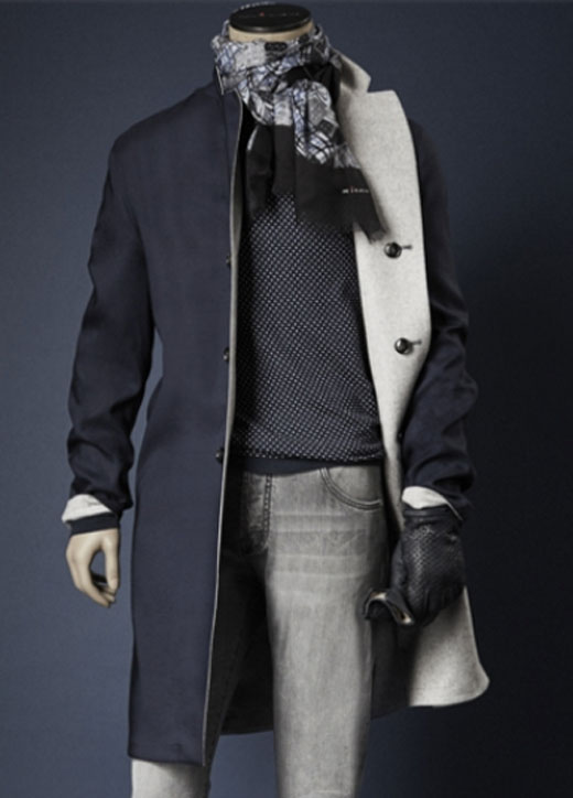 Kiton Fall/Winter 2015 collection