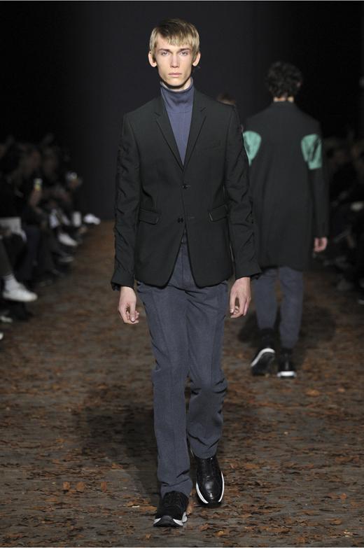 Belgian fashion: Kris Van Assche