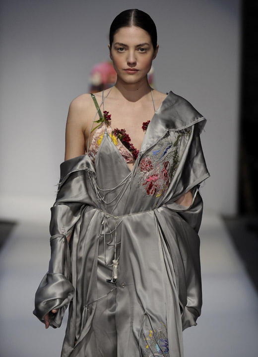 London College of Fashion: Interview with the Collection of the year 2015 winners