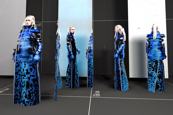 London College of Fashion presents 'Digital Disturbances'
