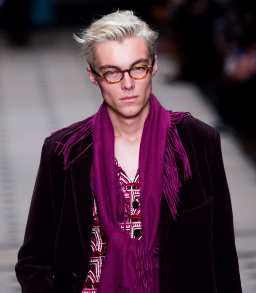 Burberry Prorsum at London Collections: Men