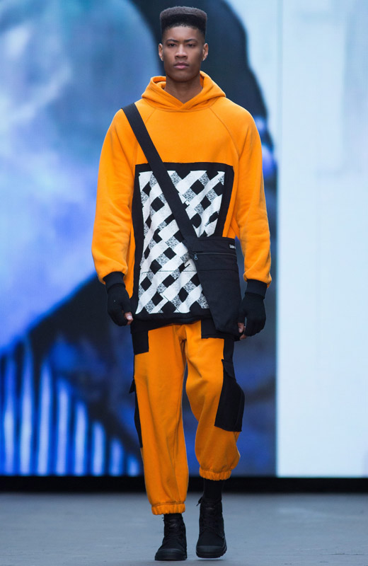 The initiative MAN at London Collections: Men