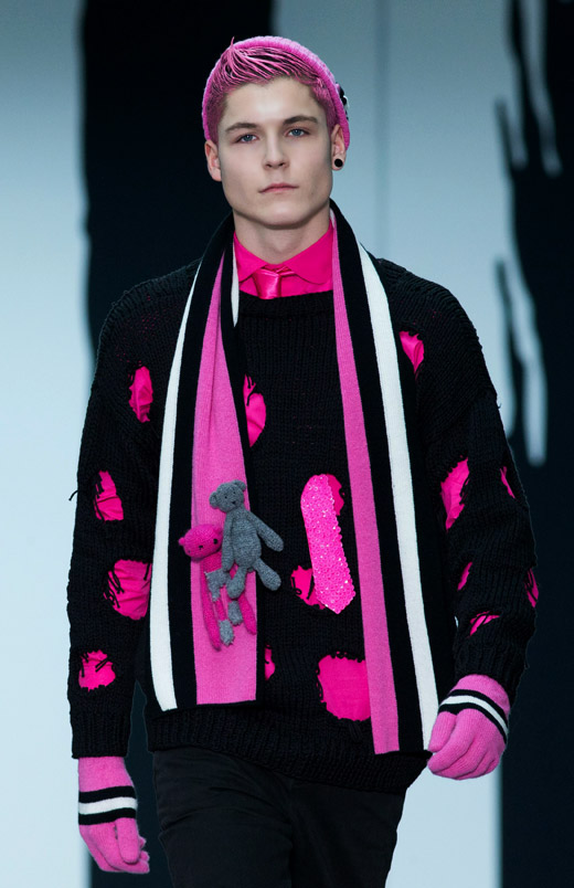 Sibling at London Collections: Men
