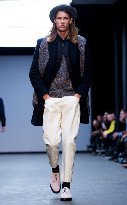 YMC at London Collections: Men