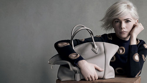 The must-haves by Louis Vuitton presented by Michelle Williams