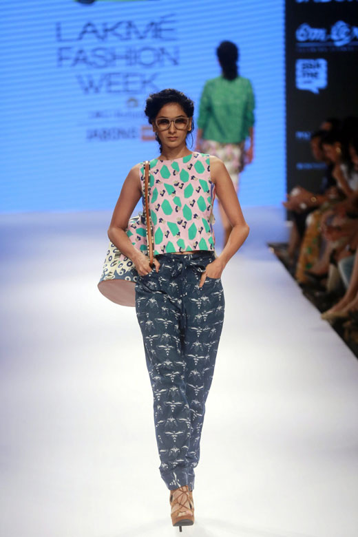 Lakmé Fashion Week Winter/Festive 2015