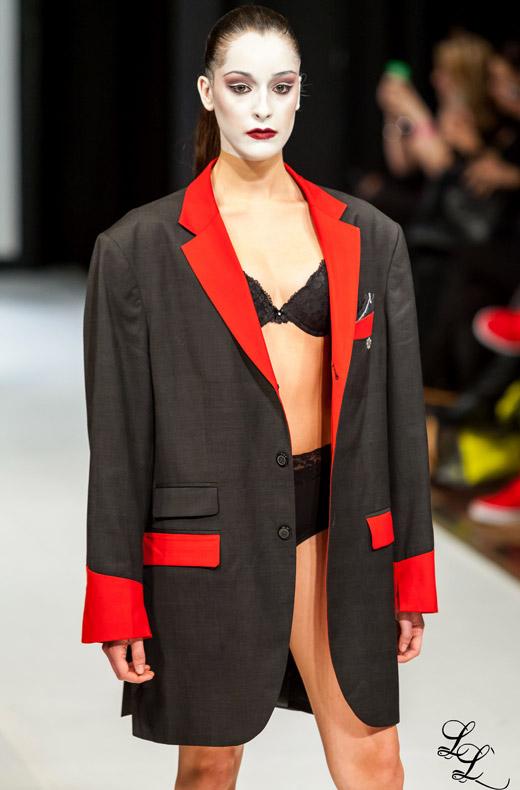 Atlantic City Fashion Week: LeGrand Leseur men's coats collection