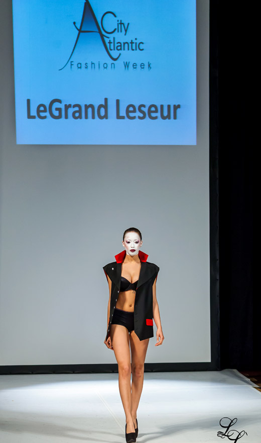 Atlantic City Fashion Week: LeGrand Leseur men's coats collection