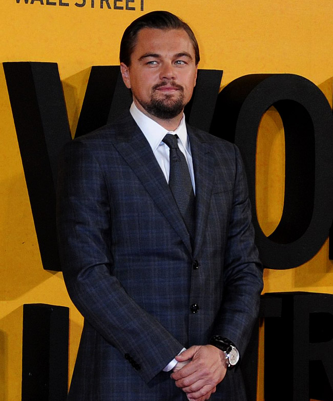 Leonardo DiCaprio: An example for excellent taste and presence on the Red carpet