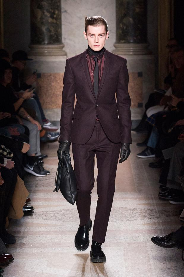 Italian Fashion: Les Hommes