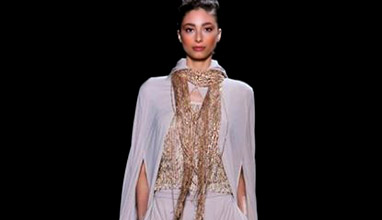 Loris Azzaro Couture Spring-Summer 2015 collection at Paris Fashion Week