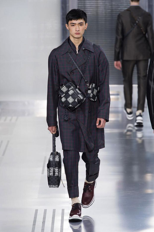 Men's fashion: Louis Vuitton Fall-Winter 2015/2016 collection