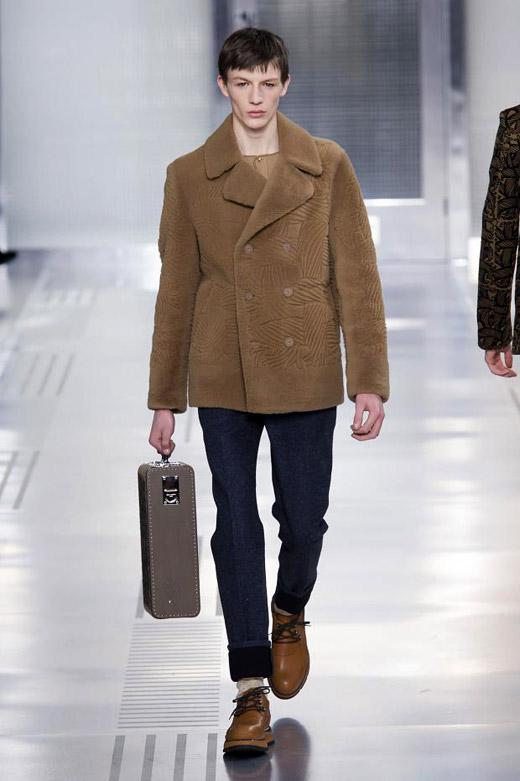 Men's fashion: Louis Vuitton Fall-Winter 2015/2016 collection