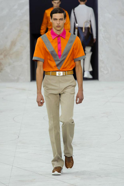 Menswear: Louis Vuitton Spring-Summer 2015 collection