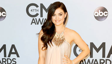 Celebrities' style: Lucy Hale