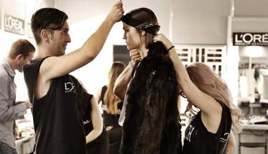 Mercedes-Benz Fashion Week Madrid Fall-Winter 2015/2016