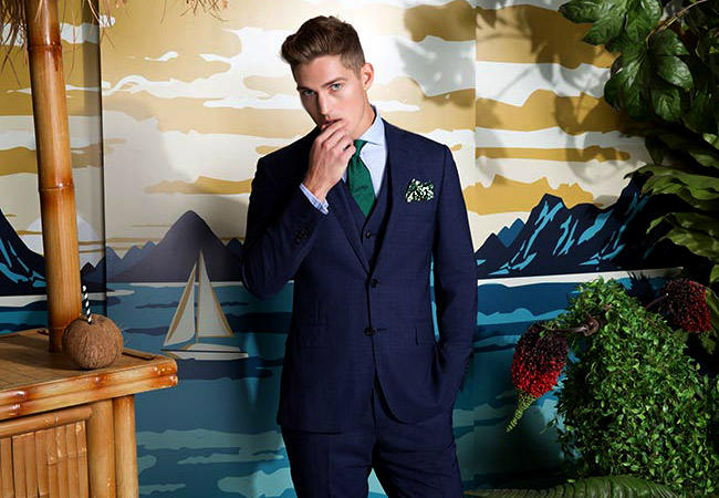 M.J. Bale latest collection shows the versatility of Merino wool