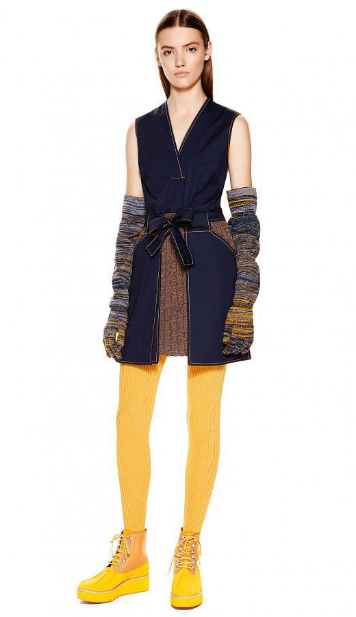 Womenswear: M Missoni Pre-Fall 2015