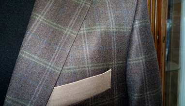How to create a made-to-measure suit business