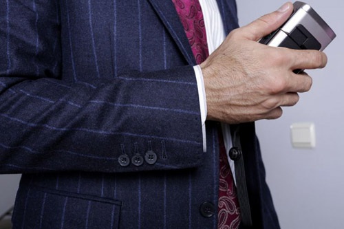 Made To Order - the new fashion formula in men's suit market