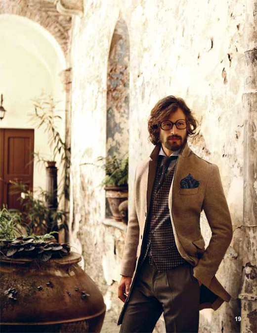 Pitti Immagine Uomo: Maestrami Fall-Winter 2014/2015 menswear collection