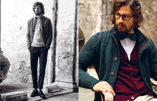 Pitti Immagine Uomo: Maestrami Fall-Winter 2014/2015 menswear collection